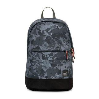 🚚 Pacsafe Slingsafe LX-400 Anti-theft Backpack with detachable pocket, Grey Camo