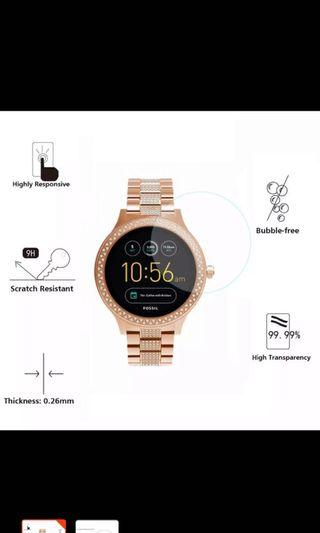 Fossil Q Venture Tempered Glass