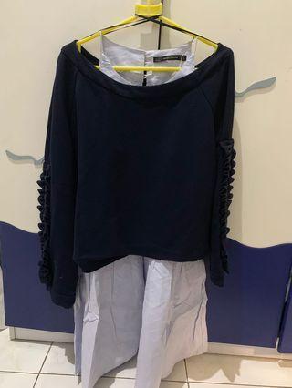 Zara 2 Pieces Dress
