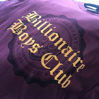 Billionaire Boys Club T Shirt / Bape Off White Supreme