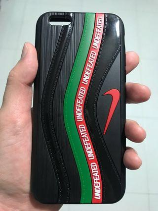 IPhone 6/6S Casing Nike Air Max 97 x Undefeated
