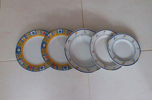 GALLERY and Fine Porcelain plates
