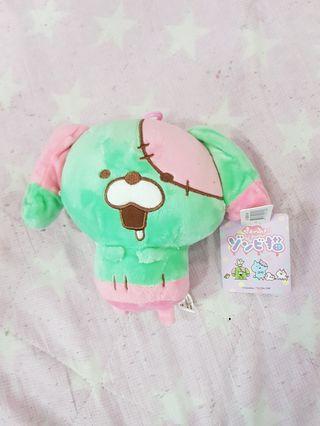 🚚 Zombie Neko Plush Toy