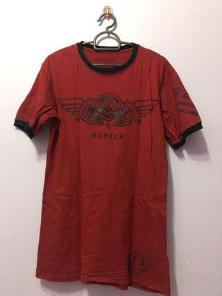 Hard Rock Munich Germany Tee