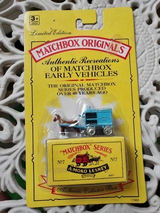 🚚 Matchbox originals
