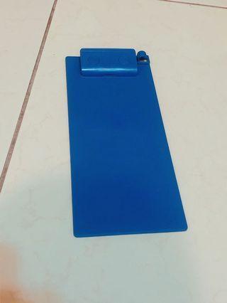 🚚 墊板夾 藍色 小