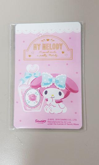 My Melody Ezlink Card Limited Edition