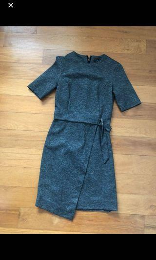 Topshop Grey dress