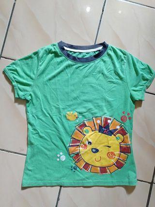 Kaos anak 10th