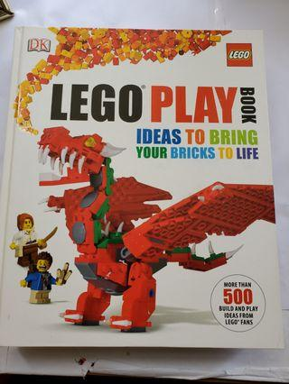 LEGO Play Book (DK, Hard cover)