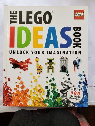 Lego Ideas Book (DK, Hard cover)