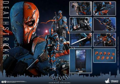 Hot Toys - VGM30 - Batman: Arkam Origin - 1/6 Scale Deathstroke