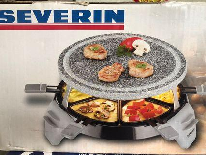 🚚 Severin Grill Stone pan