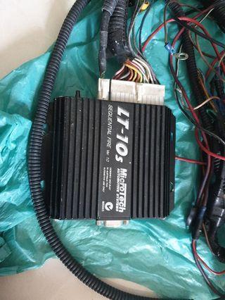 🚚 Microtech LT10s EK Turbo