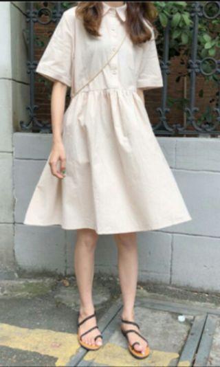 長裙(米色)