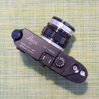 Leica M4 Black Chrome Rangefinder