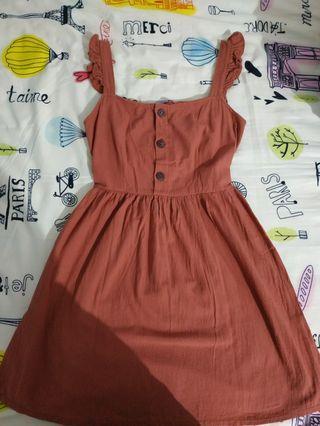 Mini dress/ terusan pendek
