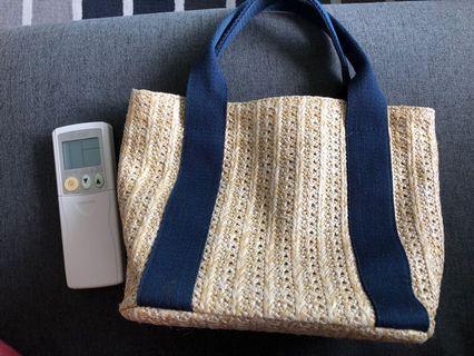 🚚 Small japanese beach handbag