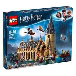 Harry Potter Lego 75954 Hogwarts Great Hall