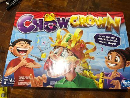 🚚 Chow Crown games for gatecrashing or leisure