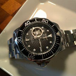 lnvicta 47mm 機械錶 潛水錶 grand diver automatic watch