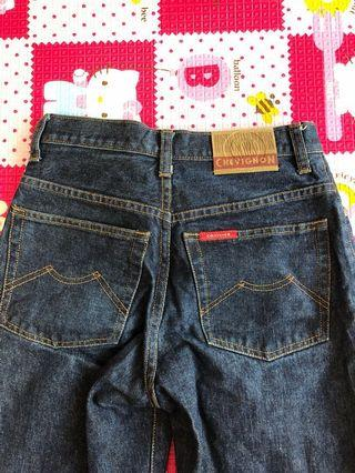 Chevignon jeans waist 27 牛仔褲 27腰 男裝女裝都可以