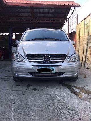 Mercedes Benz Viano AT 2007