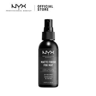NYX Setting Spray Matte Finish