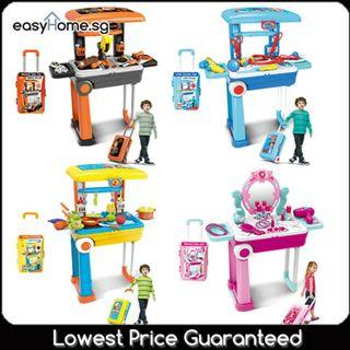🚚 Luggage 2in1 Play set - 008-922A / 008-926A / 008-926A/ 008-925A / 008-921A