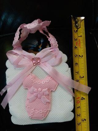 小禮物咭袋,装飾品 for Baby Girls BB女