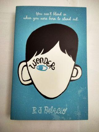 Novel Inggris Original, Pre-loved - R.J. Palacio - Wonder