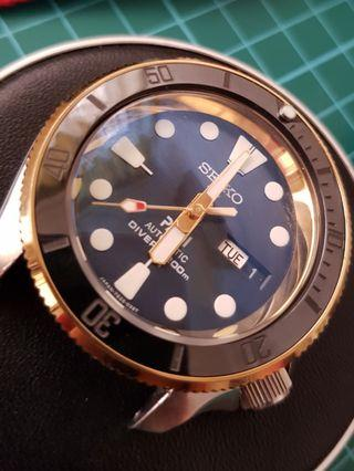 Seiko Watch modding services