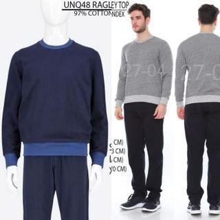 Branded Uniqlo Raglan Top Sweater