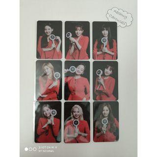 [WTS] (ETA 18 JULY)* TWICE CBZ Photocards