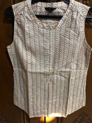 T/X Sleeveless Shirt
