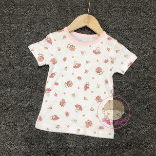 💢現貨💢出口日本Melody短袖衫[90~100cm]