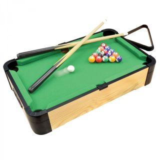 🚚 TableTop Pool Table