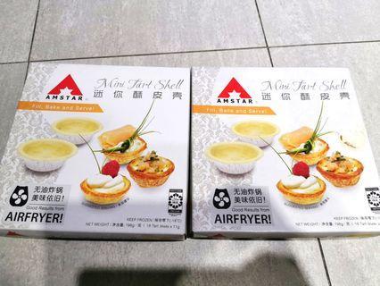 BN Mini Tart Shell great for Egg Tarts, fruits Tarts etc