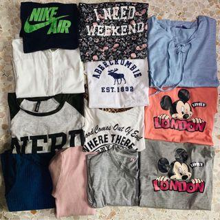 T SHIRT CLEARANCE SALES