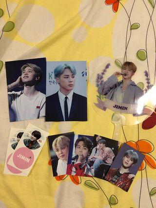 🚚 WTS BTS Jimin Fansite Goods from adelio_bts