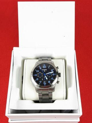Fossil Watch For Men Stainless steel authentic