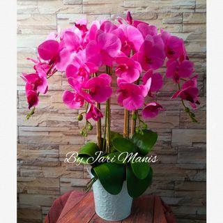 Artificial Flowers orchid