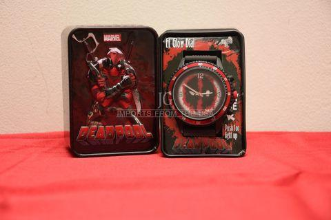 Marvel Deadpool watch for men kids authentic galing usa