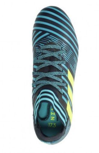 adidas Kids' Nemeziz 17.3 FG J Youth Firm Ground Football Boots Legend Ink / Electricity / Energy Blue