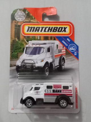 CPL - mbx armored truck