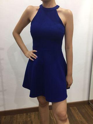 Halter Dress - H&M
