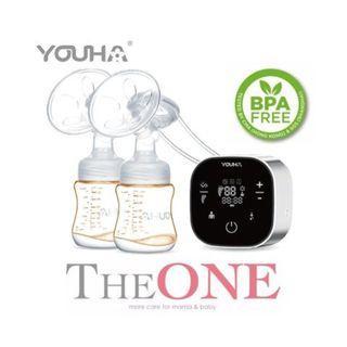 優合 Youha The ONE電動奶泵/免提喇叭套裝