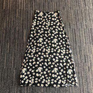 Daisy silt skirt