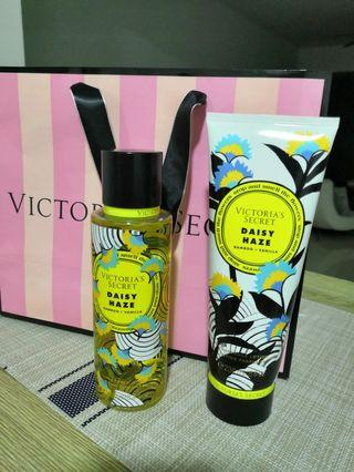 Victoria's Secret Body Mist & Body Lotion