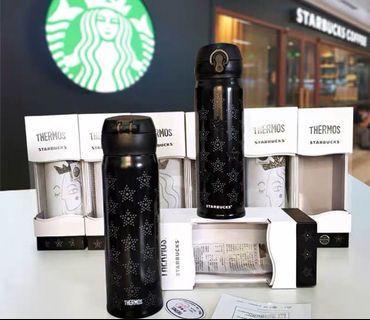 Starbucks Thermos (Black )